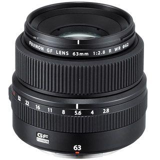 Fujifilm GF63mm F 2.8 R WR