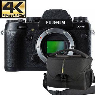 Fujifilm X-H1 digitálny fotoaparát +FOTOTAŠKA Zadarmo