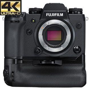 Fujifilm X-H1 + BatteryGrip VPB-XH1