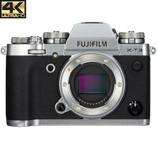 Fujifilm X-T3 silver (pri kúpe s niektorým z vybraných objektívov)