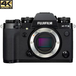 Fujifilm X-T3 black digitálny fotoaparát